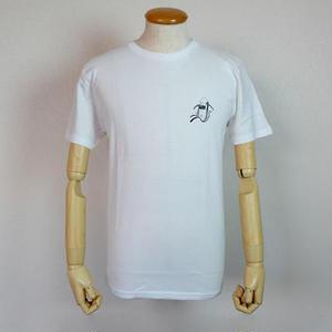 だるまTシャツ【七転八起九拝】