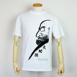 だるまTシャツ【無功徳】