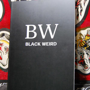 BLACK WEIRD ART BOOK