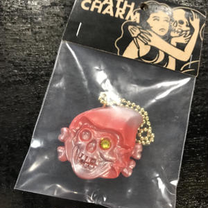 DEATH CHARM keychain