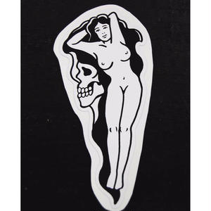 """Lust & Death"" Sticker"