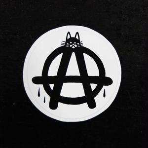 """Anarcat"" Sticker"