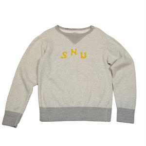 SNU DAMEGED CREW SWEAT