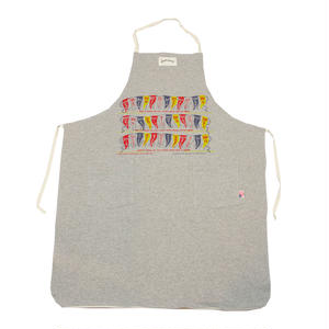 GRAPHIC APRON - FLAGS