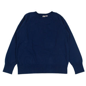 7.5 oz. USA FLEECE RAGLAN SWEAT -NAVY-