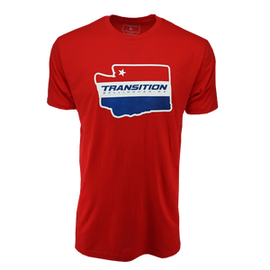 "Transition bikes "" Hometown"" T Shirt"
