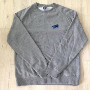 Darkar Black Crewneck Sweatshirt