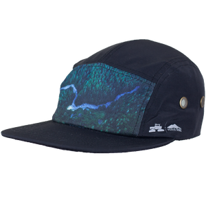 THROUGH THE TREES 5 PANEL CAP