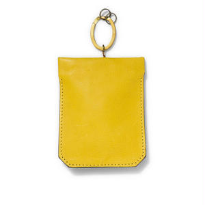 """ PAKARI "" Key case / Yellow"