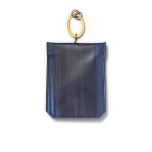 """ PAKARI "" Key case / Brush Navy"