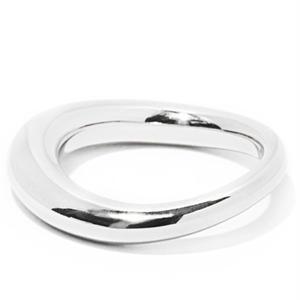 warp ring / silver