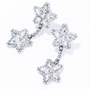 delicate star earring