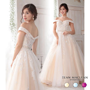 【JEAN MACLEAN】姫LongDress【81387】