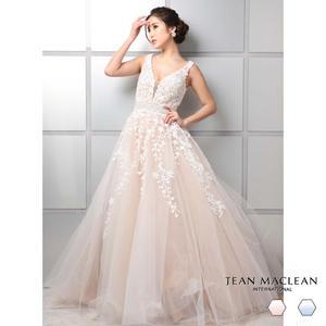 【JEAN MACLEAN】フラワーレース/姫Dress【81284】