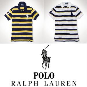 送料無料 人気定番半袖 Polo Ralph Lauren ポロ ラルフローレン 人気 半袖 Tシャツ メンズ レディース 2COLOR [PL-902-323]