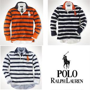 【POLO】高質新品POLOポロ ラルフローレン男性用Tシャツ長袖3色[PL-902-117]