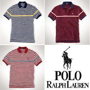 送料無料 人気定番半袖 Polo Ralph Lauren ポロ ラルフローレン 人気 半袖 Tシャツ メンズ レディース 2COLOR [PL-902-328]