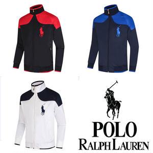 【POLO】高質新品POLO ポロ ラルフローレン Polo Ralph Lauren ジャージ トラックジャケット 3色 [PL-908-1686]