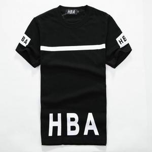送料無料 [HBA] 新作 大人気 セール オシャレ Tシャツ 半袖 人気新品 男女兼可 メンズ レディース
