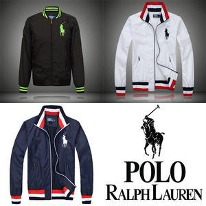 【POLO】高質新品POLO ポロ ラルフローレン Polo Ralph Lauren ジャージ トラックジャケット 3色 [PL-908-6002]