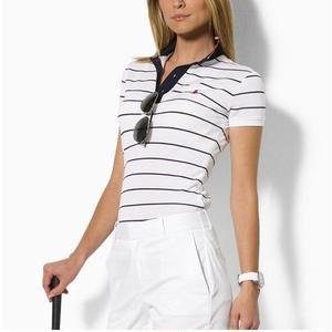 送料無料 人気定番半袖 Polo Ralph Lauren ポロ ラルフローレン 人気 半袖 Tシャツ レディース 5COLOR [PL-902-830]