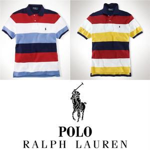 送料無料 人気定番半袖 Polo Ralph Lauren ポロ ラルフローレン 人気 半袖 Tシャツ メンズ レディース 2COLOR [PL-902-326]