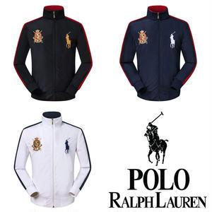 【POLO】高質新品POLO ポロ ラルフローレン Polo Ralph Lauren ジャージ トラックジャケット 3色 [PL-908-1688]