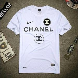 送料無料 大人気 NIKE CHANEL COCO ナイキ シャネル ココ Tシャツ 半袖 人気新品 男女兼可
