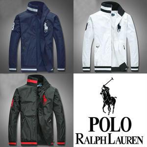 【POLO】高質新品POLO ポロ ラルフローレン Polo Ralph Lauren ジャージ トラックジャケット 3色 [PL-908-2011]