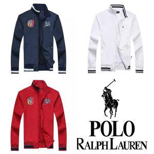 【POLO】高質新品POLO ポロ ラルフローレン Polo Ralph Lauren ジャージ トラックジャケット 3色 [PL-908-2068]