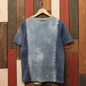 "JAVARA ""WATER FALL"" S/S (BLUE)"