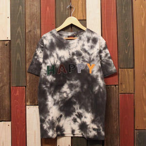 "JAVARA ""HAPPY MAN"" S/S (BLACK)"