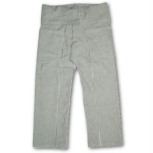 "JAVARA ""STRIPE THAI PANTS"" (indigo)"