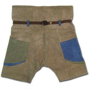 "JAVARA ""ORGANIC HEMP THAISHORTS"" (brown)"