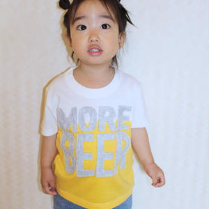"JAVARA ""MORE BEER"" S/S  KID'S"