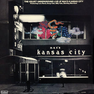 Live At Max's Kansas City / Velvet Underground