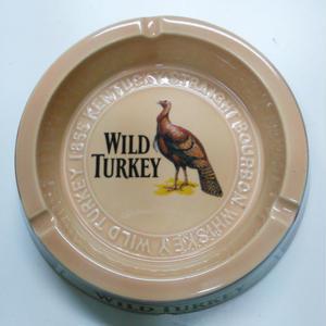 WILD TURKEY 丸灰皿
