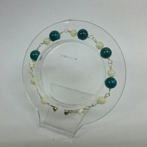 ブルーアパタイトワイヤーブレス
