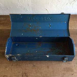 BLUE  TOOL  BOX