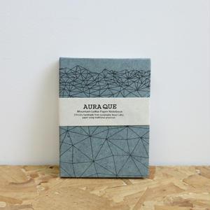 A6ノートブック/グレイ