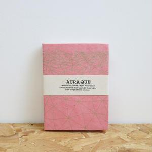 A6ノートブック/ピンク