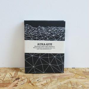 A6ノートブック/ブラック