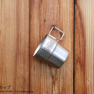 "STUSSY Livin' GENERAL STORE ""GS Stacking Mug / スタッキングマグ"""
