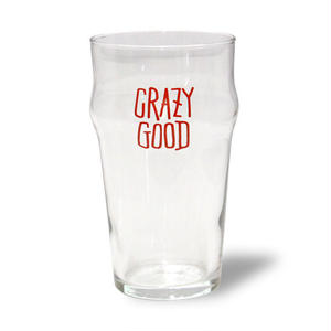 "STUSSY Livin' GENERAL STORE ""GS Pint Glass / パイントグラス"""