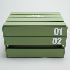 "MOUNTAIN RESEARCH ""Wood Box Combi.1 (MOD.) / ウッドボックスセット"""