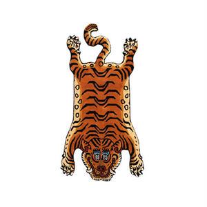 Tibetan Tiger Rug Medium / チベタンタイガーラグ M