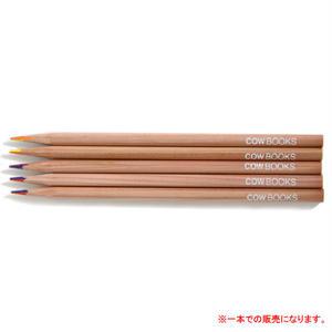 """COW BOOKS(カウブックス)""""Rainbow Pencil / レインボーペンシル"""""""