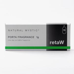 """retaW(リトゥ) """"PORTA FRAGRANCE  / ポータブル フレグランス"""""""
