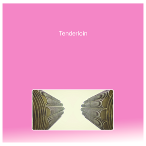 "Marfa joins with KID FRESINO "" Tenderloin"" 2 MIX CD"