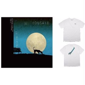 "Thousand Titled JJJ Tee And "" THOUSAND"" Cassette Tape LTD Pack"